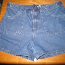'Cherokee' Girls Sz L(10-12) Denim Shorts
