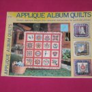 'Applique Album Quilts' 25 page Book