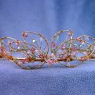 Butterfly Tiara by Elizabeth Claire