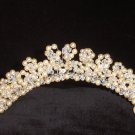 Caelyn Swarovski Pearl & Crystal Comb style Tiara by Kristina Eaton