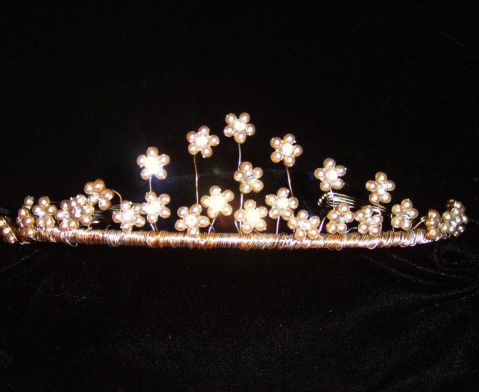 My Fair Lady  Tiara by Debra Moreland for Paris