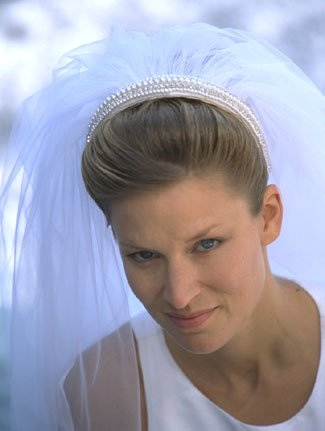 The Classic Headband re-interpreted by Kristina Eaton
