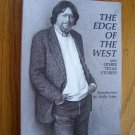 Edge of the West & Other Texas Stories - Bryan Woolley