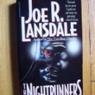 The Nightrunners - Joe R. Lansdale 1987 pb