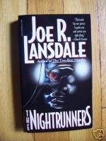 The Nightrunners - Joe R. Lansdale 1987 pb