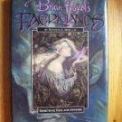 Something Rich & Strange Patricia McKillip HB DJ Brian Froud's Fairielands