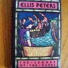 The Summer of the Danes - Ellis Peters HB DJ 1st