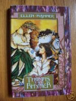 Thomas the Rhymer - Ellen Kushner 1990 HB DJ