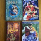 Lot of 4 Bertrice Small - Besieged, Deceived, Moment. Kaidin