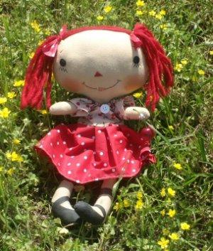 Elana Annie Raggedy Dollie