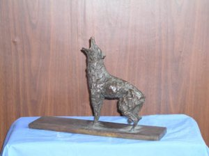 Bronze Sculpture 013