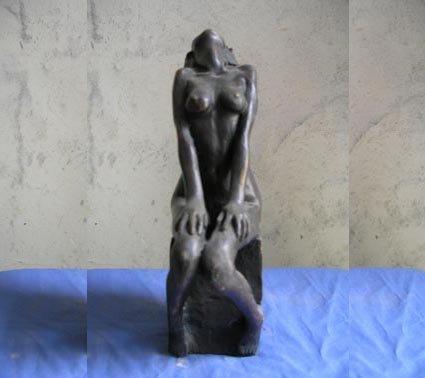 Bronze Sculpture 011