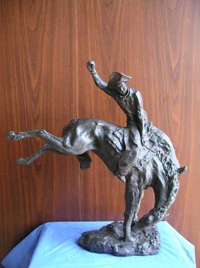 Bronze Sculpture 004 for Apr