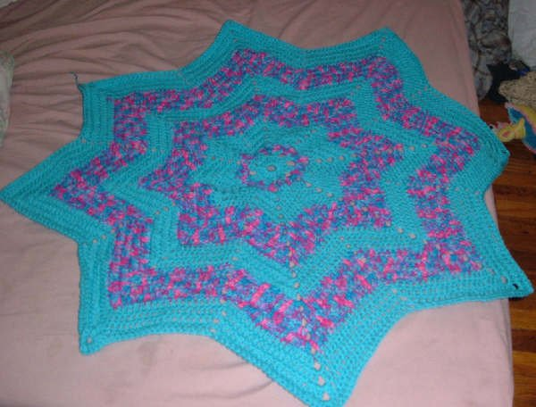 Star blankets (baby/child size)