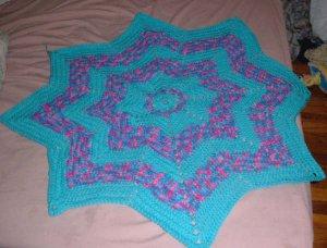 Star blankets (baby/child size)