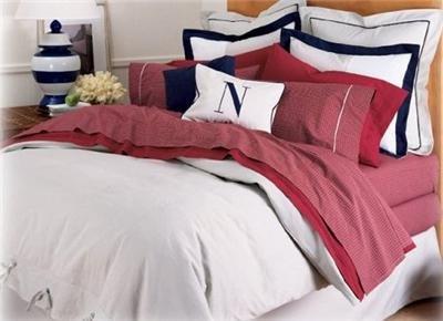 NAUTICA CREW KHAKI TWIN Long COMFORTER XL DORM Bedding