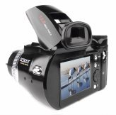 Digital Camera/Camcorder With 4x Zoom, Wide-Angel Lens, 12 MP + MORE
