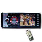 3.5-Inch TFT Car DVD / TV Player USB/SD/ MMC/ MS Slot