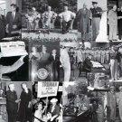 12 PHOTOS OF PRESIDENT HARRY S TRUMAN WORLD LEADER PHOTO John Kennedy Winston Churchill Josef Stalin