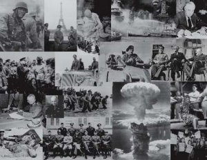 PHOTOS WORLD WAR 2 GENERAL OMAR BRADLEY WALTER BEDELL SMITH CARL SPAATZ HOYT S. VANDENBERG WWW2 WWII