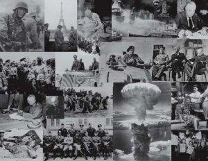 PHOTOS WW2 WWII GENERAL WILLIAM H. SIMPSON COURTNEY H. HODGES LEONARD T. GEROW RALPH F. STEARLEY