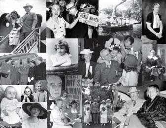 15 PHOTOS PRESIDENT HARRY S. TRUMAN FAMILY BESS WALLACE TRUMAN MARGARET MARTHA BABY