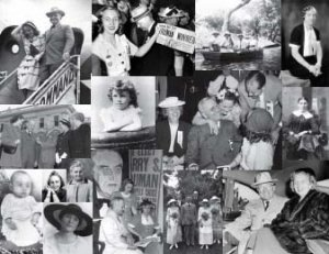 15 PHOTOS PRESIDENT HARRY S. TRUMAN FAMILY BESS WALLACE TRUMAN MARGARET MARTHA BABY