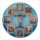 Life of Jesus Plate