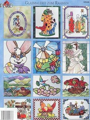 Gallery Glass GLASS ART for FRAMING Booklet