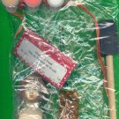Bucilla Doll Head and Assorted Supplies
