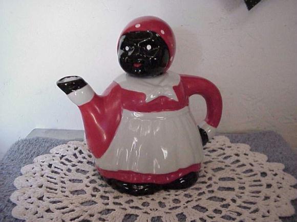 Aunt Jemima Tea Pot new in box$8.95