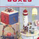 SURPRISE BOXES ~Sue Bailey Painting Booklet