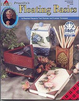 FLOATING BASICS Paint Instruction Booklet