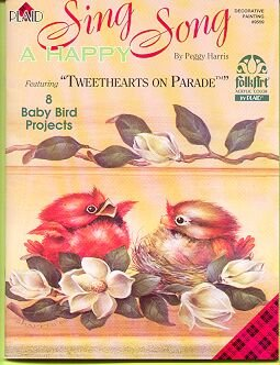 Tweethearts on Parade ~ Paint 8 Baby Birds