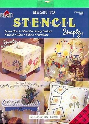 Begin to STENCIL .......Booklet