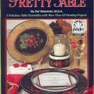 Decorate ~ A PRETTY TABLE ~Instruction Booklet by Plaid