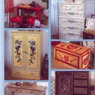 Folk Art FURNITURE FIX-UPS Instruction book