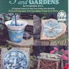 FOUNTAINS & GARDENS.........Painting Book