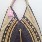 Melie Bianco Applique Bohemian Style Handbag