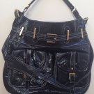 New Black Trendy April Handbag without tags