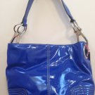 New Marie Blue Handbag with tags