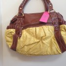 Two Toned Nicole lee Handbag