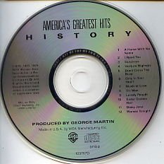 Americas Greatest Hits History