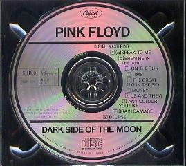 Pink Floyd Darkside of the Moon