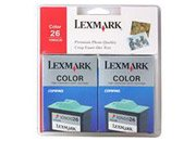 Lexmark 10N0139 Ink Cartridge - 2 Pack