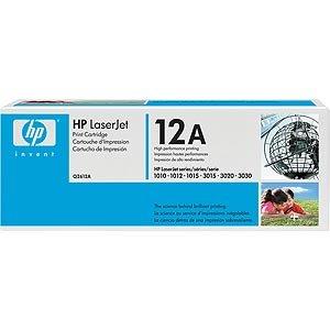 Q2612A HP PRINT CARTRIDGE - BLACK