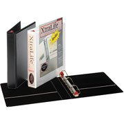 "5"" Cardinal® XtraLife® ClearVue� Binder with Slant-D® Rings"