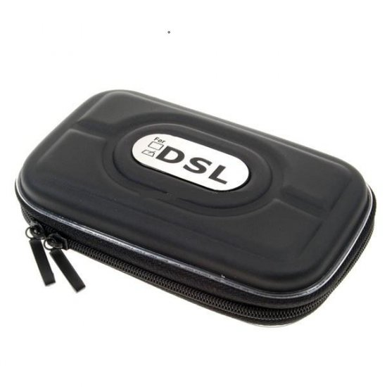 Airform Pouch for NDS Lite with Matching Strap (Black)