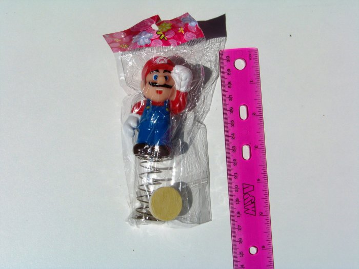 Mini Mario Ornament