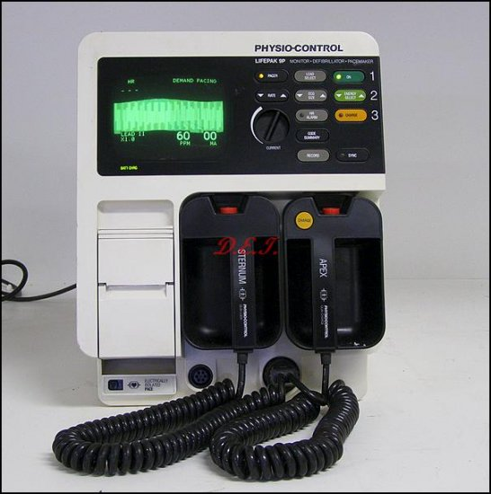 Physio Control LifePak 9P